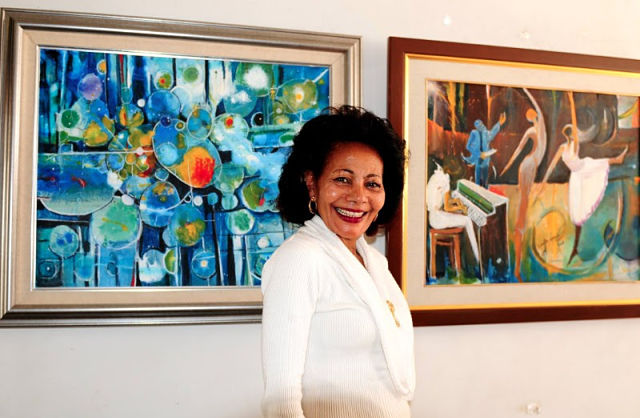 One of The Pioneer Female Artists Who Dedicated Her Life to Art