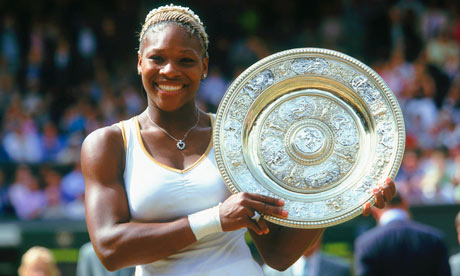 Serena Williams An Inspirational Tennis Player-An Icon