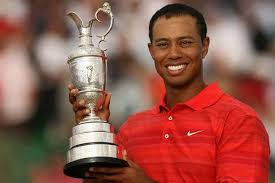 Tiger Woods  the First African American to Win the U.S. Masters