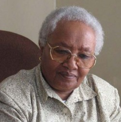 Abebech Gobena who dedicated her Life For Orphaned Kids