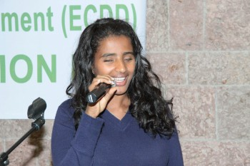 A Woman Who Got Determined To Be a Voice For The Voiceless