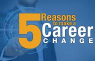 5 Reasons to Make a Career Change