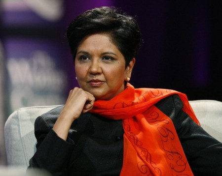 Blog >> Indra Nooyi, The Master Design Thinker