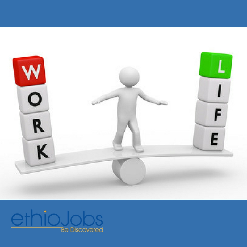 Finding the Work-Life Balance in Ethiopia