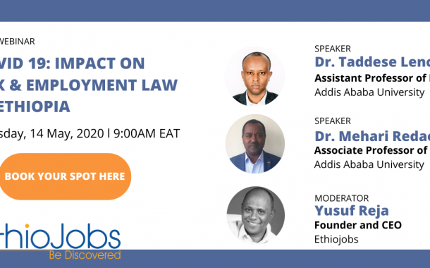 COVID-19: Impact on Taxation and Labor Laws in Ethiopia