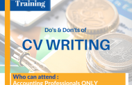 CV Writing Workshop for Accounting Professionals