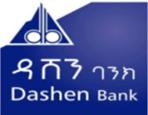 Dashen Bank S.C Logo