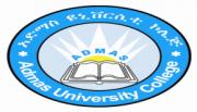 Logo: admas univerisity college.png