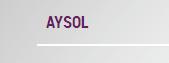 Logo: aysol2.PNG