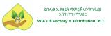 W.A Oil Factory & Distribution PLC Logo